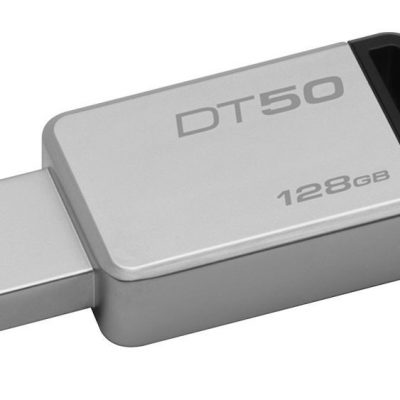 Kingston DataTraveler 50 Gen 1 (USB 3.0) Flash Drive 128GB